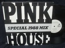 """The Leather Nun """"Pink House"""" 12"""" Single PROMO"""