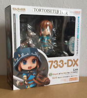 Nendoroid The Legend Of Zelda Link Breath Of The Wild DX Edition Action Figure