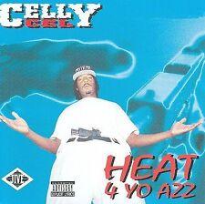 Celly Cel - Heat 4 Yo Azz - New Factory Sealed CD