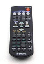 New Original YAMAHA HOME THEATER REMOTE CONTROL FSR20 WP08290 YAS-71