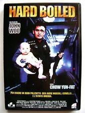 Dvd Hard Boiled di John Woo con Chow Yun Fat 1992 Usato raro fuori cat.