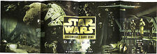 STAR WARS CCG - Dagobah Promotional Card List Poster 27 x 84cm (Decipher) #NEW