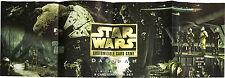 STAR WARS CCG - Dagobah Promotional Card List Poster 27 x 84cm (Decipher) #NEW