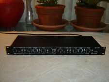 Audio Centron AC-X32, 2 Channel Crossover, Vintage Rack