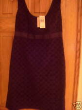 NWT VINEYARD VINES SOIREE DRESS BLACK 6 XS S M $195