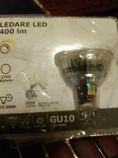 Ikea Ledare GU10 Lightbulb 400 LM, 2700 Kelvin, Dimmable