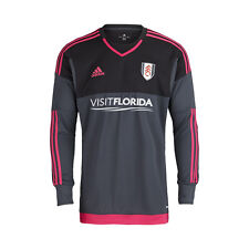 Fulham Football Shirt (per adulti: XL) ADIDAS 15/16 Fulham FC SOCCER JERSEY Camicia 2nd