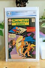 Detective Comics #302 - CGC 5.0 - Batwoman Appearance