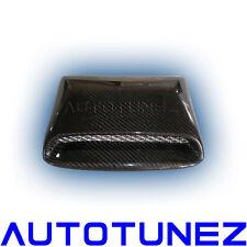 Carbon Fiber Car Roof Scoop For Subaru Impreza WRX STI 2008 2009 Black AT Car