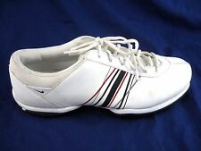 Nike sz 10.5M white golf  womens ladies athletic tennis sneakers 418355-106