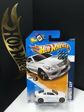 2012 HOT WHEELS RLC FACTORY SEALED FASTER THAN EVER INFINITI G37 WHITE - A5
