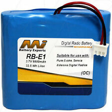 3.7V 8.8Ah Replacement Battery Compatible with Pure E1 ChargePAK