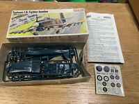 FROG Typhoon I.B Fighter Bomber 1/72 F231 model kit boxed - contents new
