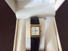Concord ladies 18 karat extra slim watch