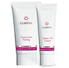Clarena Caviar Matrix Mini Set Peeling 30ml + Cream 15ml