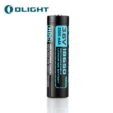 OLIGHT HDC 18650 3500mAh Rechargeable LITHIUM-ION Battery Customized for X7/M2R