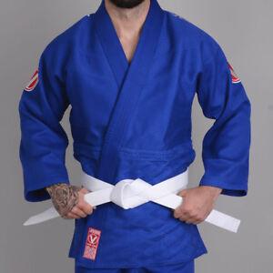 Valor Sento 750 Judo Suit Blue | FREE Delivery