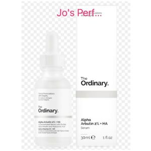 The Ordinary Alpha Arbutin 2% + HA Serum 30ml  AUS SELLER WITH TRACKING NUMBER