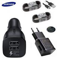 Samsung Rapido Cargador Coche Type-C USB Cabel Para Galaxy S10 S9 S8+ Note8 9 C9