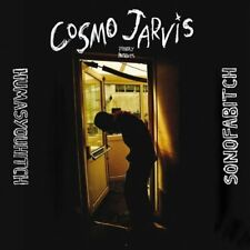 COSMO JARVIS Humasyouhitch / Sonofabitch 2009 UK 2xCD album NEW/SEALED