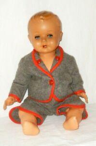 Alte SE Babypuppe Junge Puppenbaby 50cm Baby Puppe Puppen Dolls poupee bebe TOP