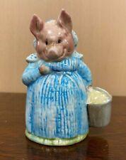 Beswick Pottery 'Aunt Pettitoes' Porcelain Figure (Hospiscare)