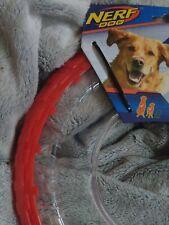 Nerf Dog Nylon Flyer Single Red