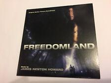 FREEDOMLAND (James Newton Howard) OOP 06 Varese Promo Soundtrack Score OST CD EX