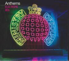 Various Artists-Anthems Electronic 80s 3 CD Set