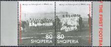 Albania 2003 Football Association 90th/Sports/Games 2v set s/t pr (s6249)