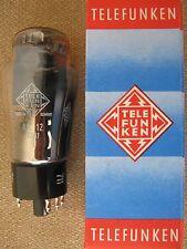 AZ12  TELEFUNKEN  rectifier tube  -  NOS  -   AZ 12  ( RGN2504 )