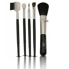 Body Collection 5 Piece Handbag Travel Cosmetic Make Up Brush Set