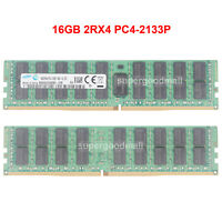 For Samsung 16GB 2Rx4 PC4-2133P 17000 DDR4-2133Mhz ECC REG Server Memory RAM
