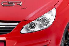 CSR Scheinwerferblenden für Opel Corsa D SB130