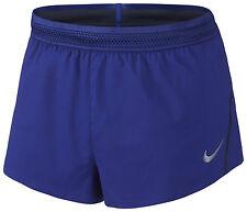 "SZ XL COOL!! Nike AeroSwift Race Men's 2"" Running Shorts Blue 717877-455 Rtl.$80"
