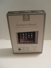 "New iPort Surface Wall Mount Aluminum iPad Air 2 Pro 9.7"" Silver Bezel 70704"