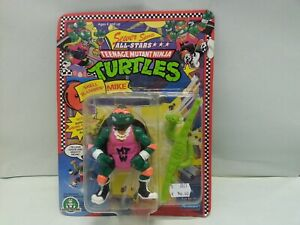 Turtles Mike Teenage Mutant Ninja Action Figure 10cm. Giochi Preziosi