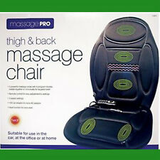 Massage Chair Thigh And Back Heat Function, Adjustable Speed And Isolation Modes