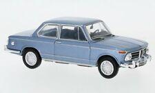 WHITEBOX  BMW 2002 ti 1968 light blue metallic 1:43 WB295