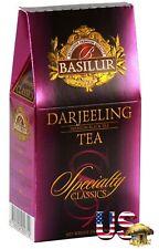 Basilur Special Classic tea Premium Black Tea Darjeeling Indian Tea 100 g Loose