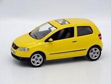 Schuco SB 1/43 - VW Fox Jaune