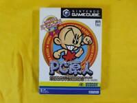 PC Genjin Bonk GameCube Nintendo J-NTSC Brand Hudson Selection Japan limted