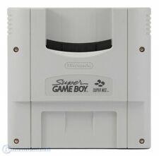 SNES-Super Gameboy adaptador snsp - 027 para mario, Tetris, Pokemon, etc.