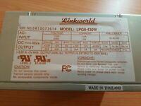 Linkworld 430 Watt Power Supply ATX Micro ATX - TESTED!