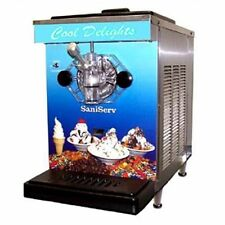 SaniServ - Df200 - 7 qt Soft Serve Ice Cream Machine Frozen Yogurt Local pickup