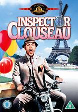 INSPECTOR CLOUSEAU - DVD - REGION 2 UK