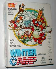 Winter Camp [Thalamus Europe] [1992] [Commodore 64 / 128 C64 c128] sealed