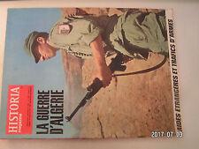 """** Historia Magazine Guerre d'Algérie n°236 affaire des armes du """" Slovenija """""""