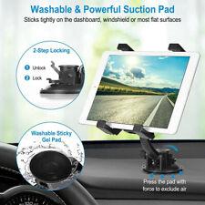 360° Car Windshield & Desk Top Mount Holder For iPad Samsung RCA 7-11