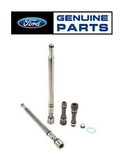 Genuine Oil Stand Pipe - 2 Pipes & Plugs Kit For Ford E-350 Club Wagon 6.0 V8
